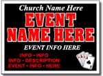 Style CH17 Church Sign Design