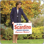Click here for campaign sign printers, campaign sign dealers, yard signs, parking signs, campaign signs, and real estate yard signs.