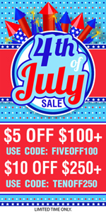 4th of July Sale! SignOutfitters.com Coupon Code