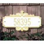 Coventry Design Personalized Address Plaque