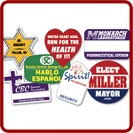 Lapel Stickers