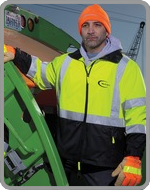 Safety Clothing and Reflective Workwear ANSI Certified