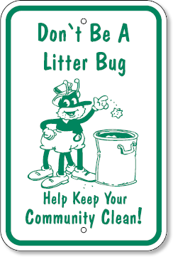 dont be a litterbug essay Persuasive speech on littering keyword essays and term papers available at echeatcom, the largest free essay brian kavanagh april 28 / don t be a litterbug.
