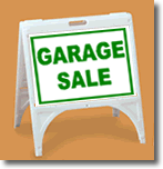 ZQuick Sign - Garage Sale