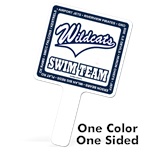 Sport Fans 8 x 13 - 1 Sided 1 Color - Rally Fan