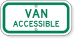 Van Accessible 12 x 6 GRN