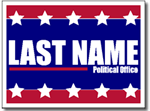 political sign design your own online