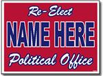 Design P22 Political Sign Design