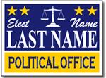 Style P62 Political Sign Design