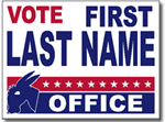 Style PSSW22 Political Sign Design