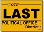Design PSSW2 Political Sign Design