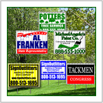 Yard Sign Templates, Design Templates