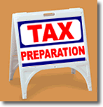 ZQuick Sign - Tax Preparation - 2 Color
