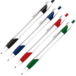 Dart with Grip Pen - 4 Color Combinations