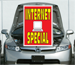 Under The Hood Single Sign - Internet Special
