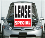 Under The Hood Single Sign - Lease Special