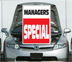 Under The Hood Single Sign - Managers Special