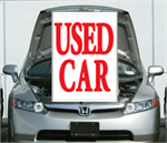 Under The Hood Single Sign - Used Car