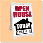 Econo Classic Sign - Open House