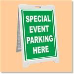 Econo Classic Sign - Special Event Parking