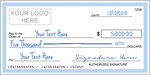 Giant Check Traditional Light Blue