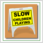 ZQuick Sign - Slow Children Playing