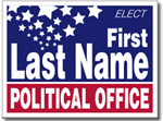Design P220 Political Sign Design