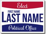 Style P222 Political Sign Design