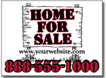 Real Estate Yard Sign Design RE10 - One Click Kit
