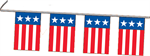 Yankee Doodle Pennants for the Fourth of July